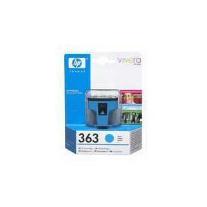 Photo of Original HP No.363 Cyan Printer Ink Cartridge C8771EE Ink Cartridge