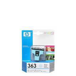 Original HP No.363 light cyan printer ink cartridge  C8774EE Reviews
