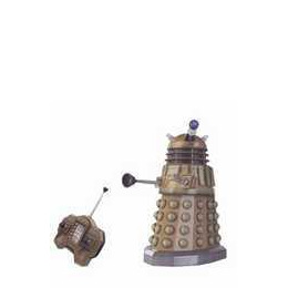 Dr Who Radio Controlled Gold Dalek Reviews
