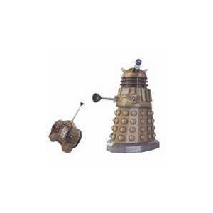 Photo of Dr Who Radio Controlled Gold Dalek Toy