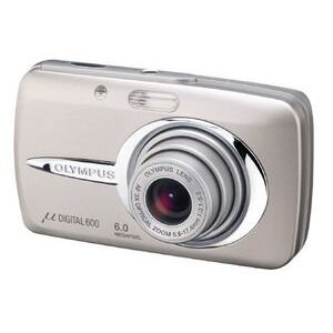 Photo of Olympus Mju 600 Digital Camera