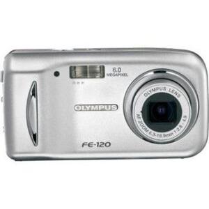 Photo of Olympus FE-120 Digital Camera