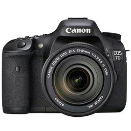 Canon EOS 7D with 15-85mm IS  Reviews
