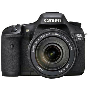 Photo of Canon EOS 7D With 15-85MM IS  Digital Camera