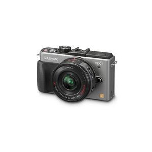 Photo of Panasonic Lumix DMC-GX1 With 14-42MM Lens Digital Camera