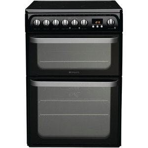 Photo of Hotpoint HUE61K Cooker