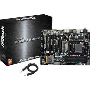 Photo of Asrock 990FX EXTREME3 Motherboard