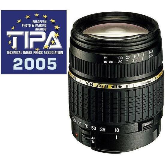 Tamron AF 18-200mm F3.5-6.3 XR Di-II LD