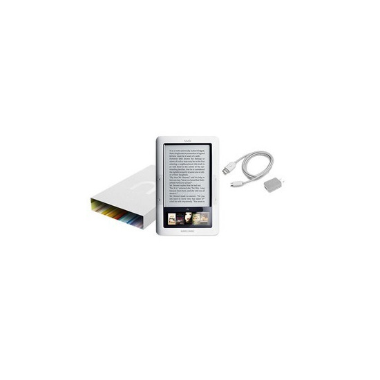 Barnes & Noble Nook First Edition (3G + Wi-fi)