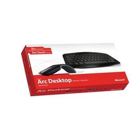 Microsoft Arc Desktop Wireless Keyboard & Mouse Set Reviews