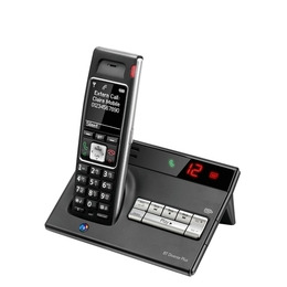 BT Diverse 7450 Plus Digital Cordless Telephone with Answering Machine Reviews
