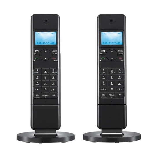 Sandstrom Totem S2TOTM11 Digital Cordless Phone with Answering Machine