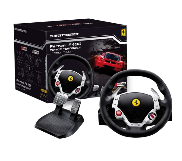 Thrustmaster Ferrari F430 reviews and prices | Reevoo