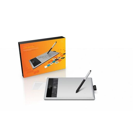 Wacom Bamboo Fun Pen & Touch Graphics Tablet - Small