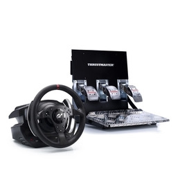 Thrustmaster T500 RS Racing Wheel & Pedals Reviews