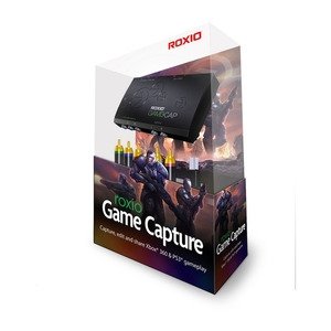 Photo of Roxio Game Capture - For XBOX 360 & Sony PS3 Video Recorder