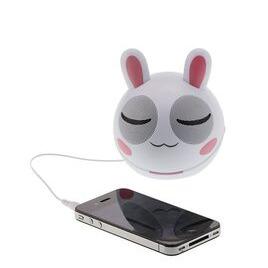 KITSOUND Bunny Buddy Portable Speaker - White Reviews