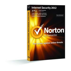 Photo of Norton Internet Security 2012 Software