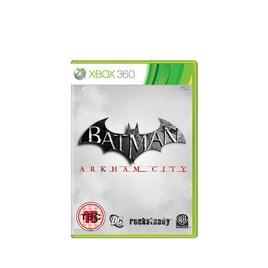 Microsoft Batman: Arkham CITy - for Xbox 360