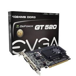 EVGA GeForce GT 520 PCI-E (1GB) Reviews