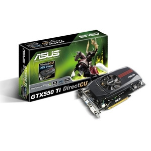 Photo of Asus NVIDIA GT550 PCI-E Graphics Card