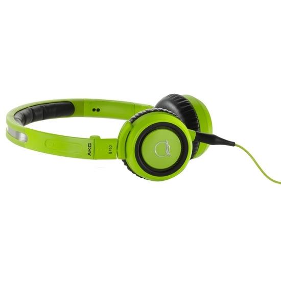 AKG Q 460 Headphones - Lime