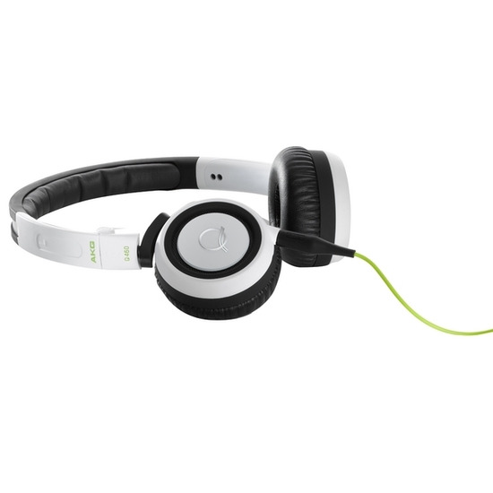 AKG Q 460 Headphones - White