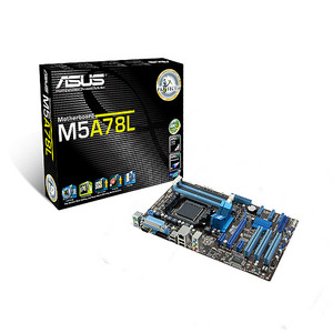 Photo of Asus M5A78L-m/USB3 Motherboard