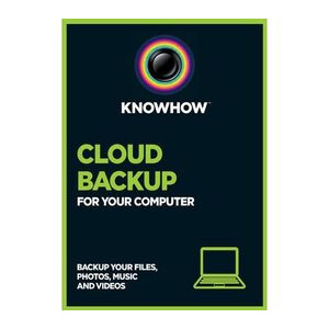 Photo of Knowhow Cloud 500GB Data Storage