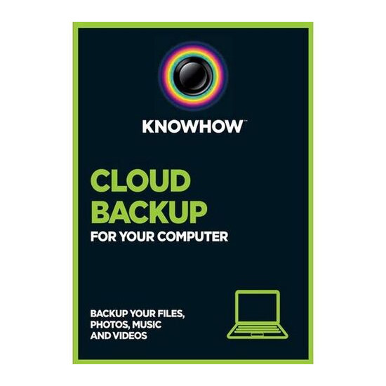 Knowhow Cloud 500GB