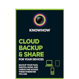 Knowhow Cloud 1TB Reviews
