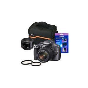 Photo of Canon EOS 1100D 50MM Mega Bundle Digital Camera