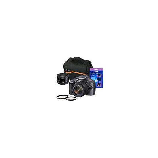 Canon EOS 1100D 50mm Mega Bundle
