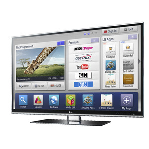 Photo of LG 55LW980T Television