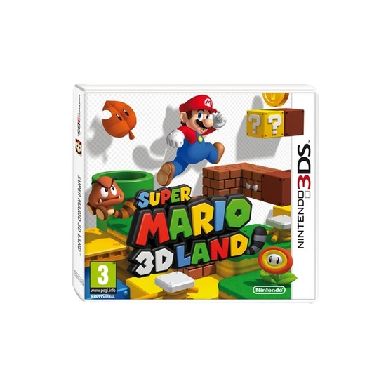 NINTENDO Super Mario 3D Land - for Nintendo 3DS