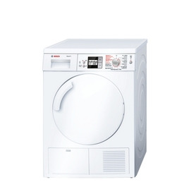 Bosch Exxcel 8 WTS84501GB Condenser Tumble Dryer - White Reviews