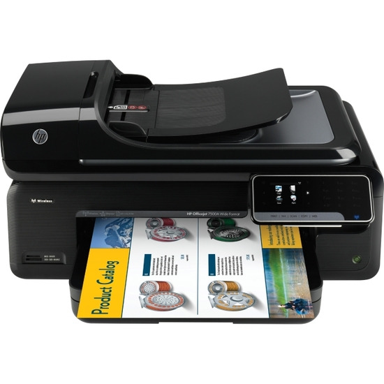 HP Officejet 7500A A3 wireless e-Print multifunction printer