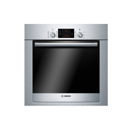 Bosch Exxcel HBA53B550B Electric Oven - Stainless Steel
