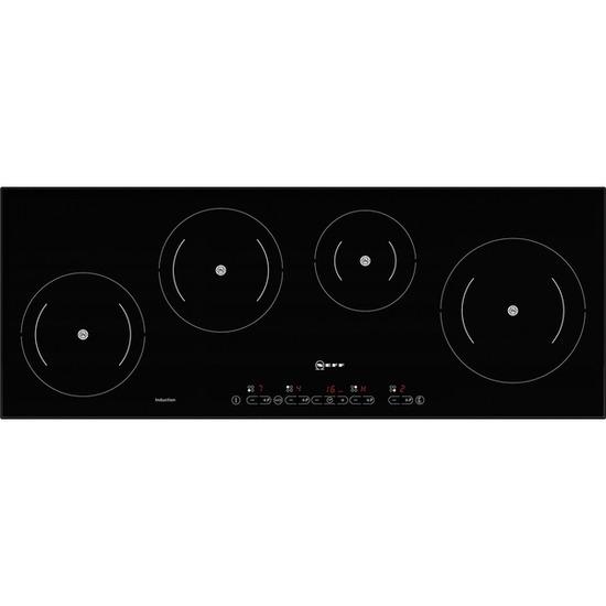 NEFF T45P90X1 Induction Hob - Black