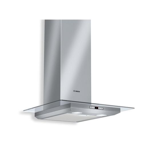 Bosch Exxcel DWA06E650B Chimney Cooker Hood - Brushed Steel