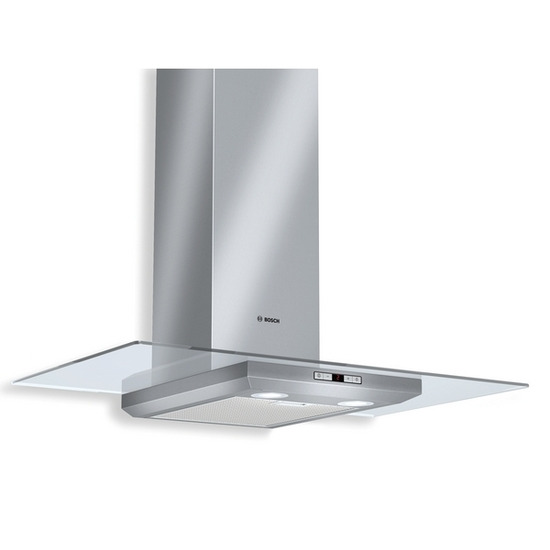 Bosch Exxcel DWA09E650B Chimney Cooker Hood - Brushed Steel