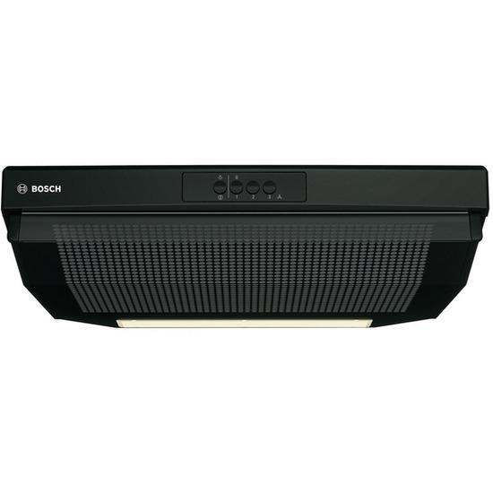 Bosch DHU636PGB Visor Hood - Black