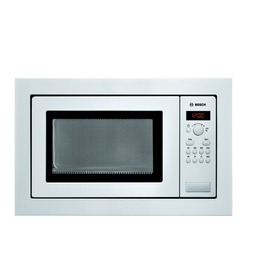 Bosch HMT84M621B Built-in Solo Microwave - White Reviews
