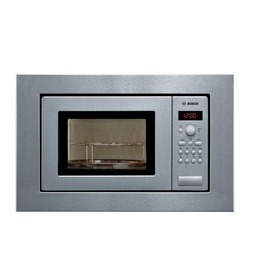 Bosch HMT75G651B Built-in Microwave with Grill - Brushed Steel