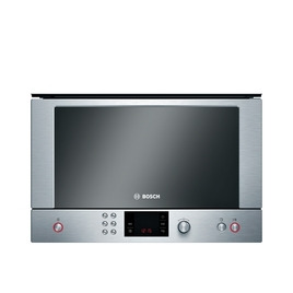 Bosch Exxcel HMT85ML53B Built-in Solo Microwave - Brushed Steel Reviews