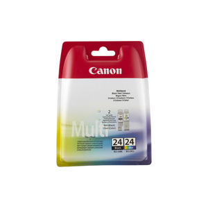 Photo of CANON BCI24MULT I PK Ink Cartridge