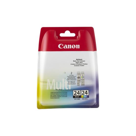 CANON BCI24MULT I PK