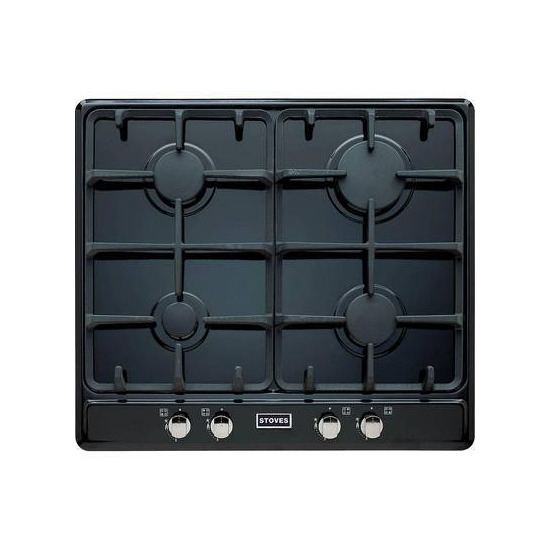 Stoves 600GC BLK