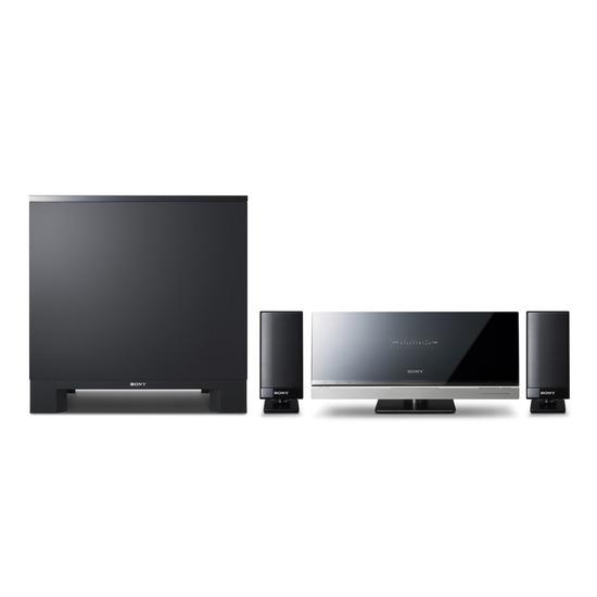 Sony DAV-F200