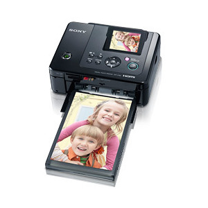 Photo of Sony DPP-FP85 Photo Printer Printer